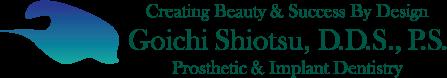 Dr. Goichi Shiotsu